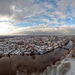 Celle im Winterpanorama- Celle im Schnee - Aller.jpg