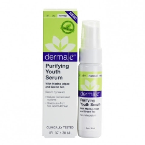 Chic Beauty Bite: Current Beauty Obsession Alert..... derma e Purifying Youth Serum