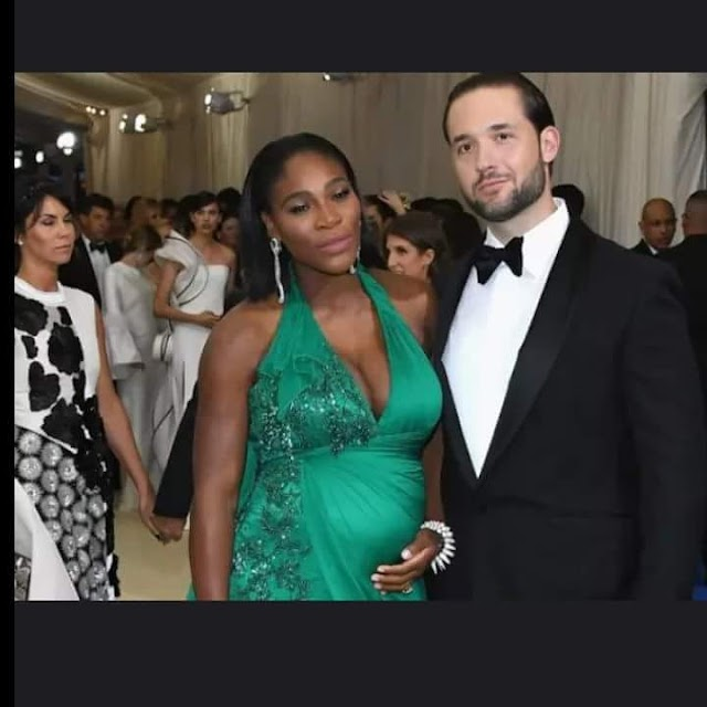 Tennis Star Serena Williams Welcomes Baby Girl With Fiancé Alexis Ohanian