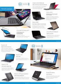 Dell szórólap tervezés.