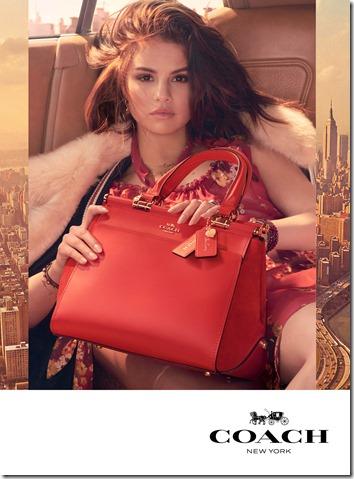 Coach X Selena ADV Campaign (1)