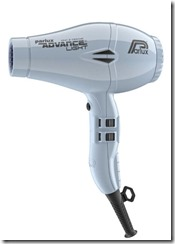 Parlux Advance Light Hairdryer - other colours