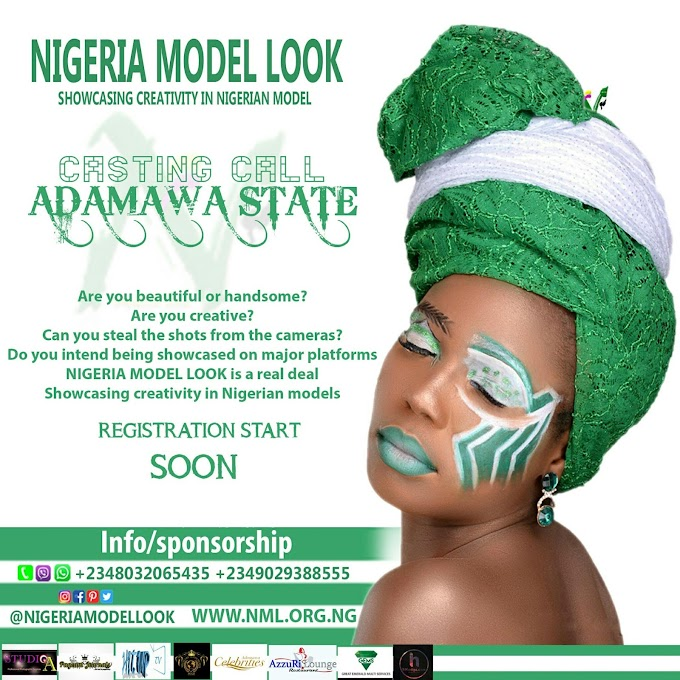 Model Casting call for Adamawa State