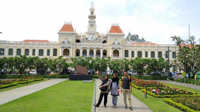 tempat cantik di vietnam