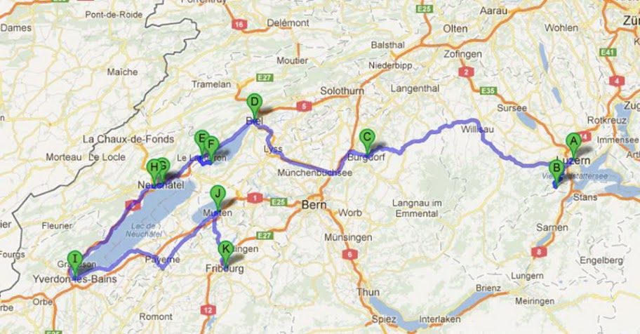 passeando - Passeando pela Suíça - 2012 - Página 14 Lucerne%2520Friburgo