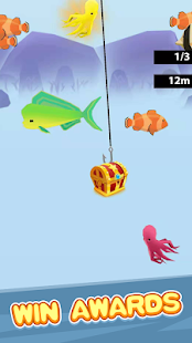 Game Lucky Fishing - Best Fishing Game To Reward! APK for Windows Phone
