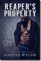 Reaper's Property - new cover