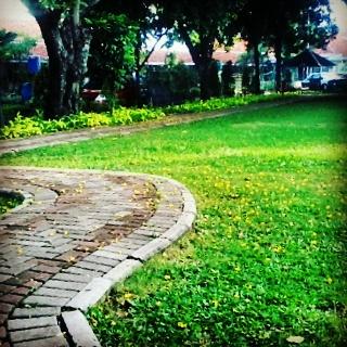 Taman dan Jendela Hati