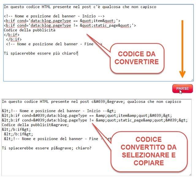conversione-html