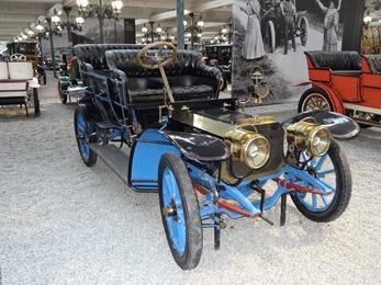 2017.08.24-071 Peugeot double phaéton Type 78A 1906
