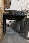 城門の種類:棟門 (姫路城 水二門)