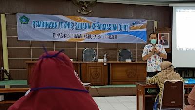 Warga Apresiasi Pelayanan Dinas Kesehatan Kabupaten Sidoarjo
