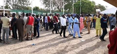 BREAKING: 20 Injured As Violence Rocks NANS Convention In Abuja