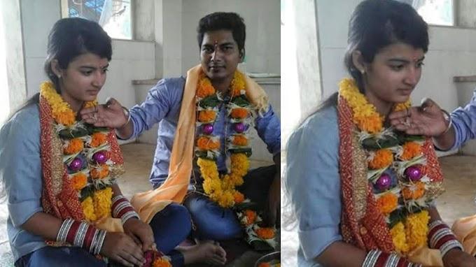 """भाई बहन ने मंदिर में किया शादी, बोली """"भाई के बच्चे की मां बनने वाली हूं"""""""