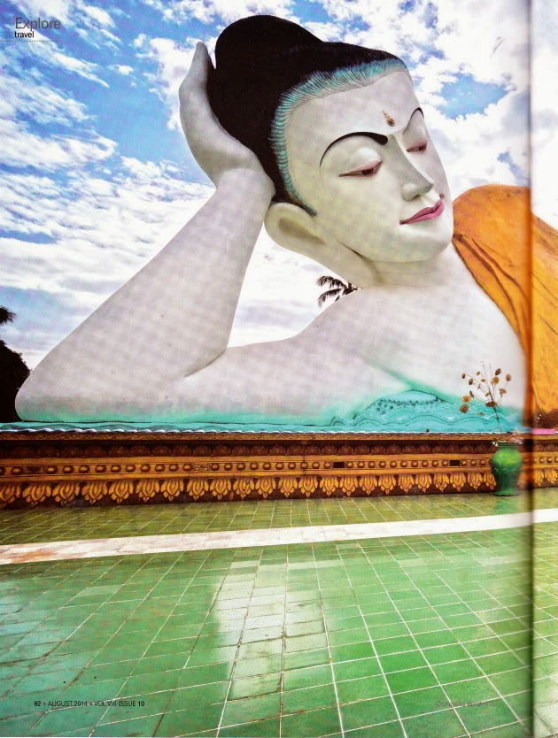 The Land of Temples - Complete Well Being Magazine - August Issue - Page 92