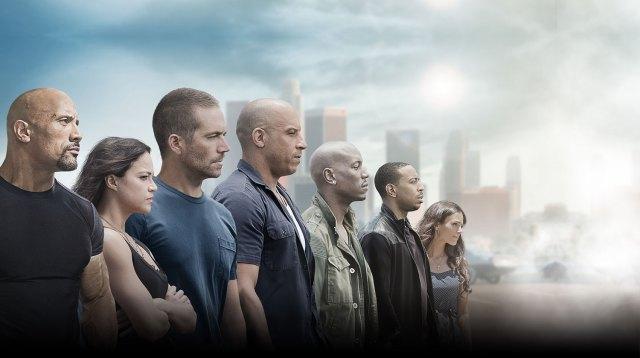Furious 7 - 2015 En İyi Filmler