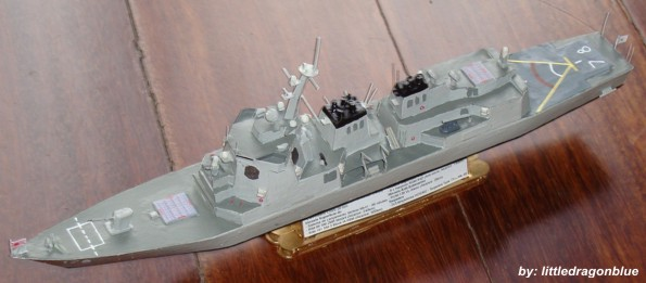 Destroyer - JDS ASHIGARA DDG178