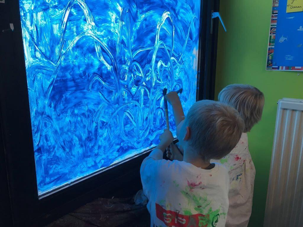 De Knetters maakten een zeeaquarium. - IMG_8785.JPG