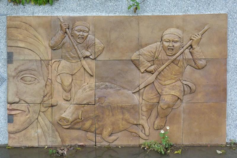 TAIWAN. Dans une region ou habitent les aborigenes de l ethnie Atayal - P1110690.JPG