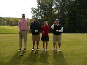 Photo: Sponsor: AON (Team members not in order) Patrick Henderson, Steve Montgomery, Kathy Lynch, Scott Schloeder