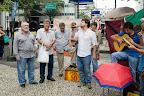 Homenagem a Mario Lago no Buraco do Lume (Praça Mario Lago - Centro RJ)