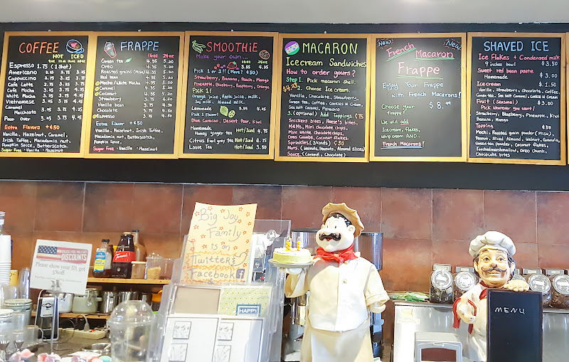 photo of more menus at Big Joy Family Bakery & Cafe