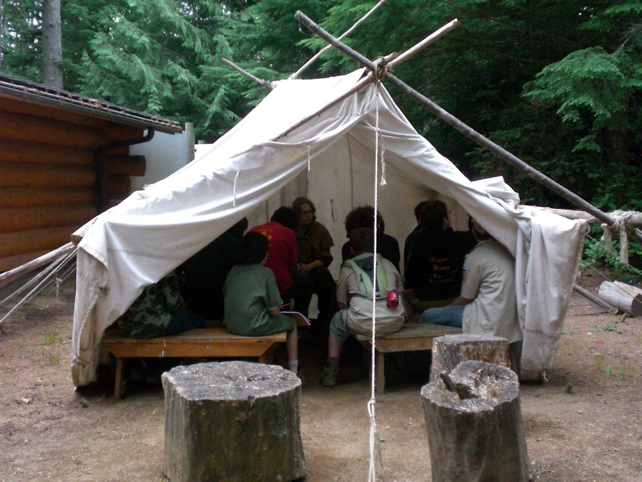 Camp Meriwether 2008 - 2008%7E08%7E10 Camp Meriwether 27.JPG