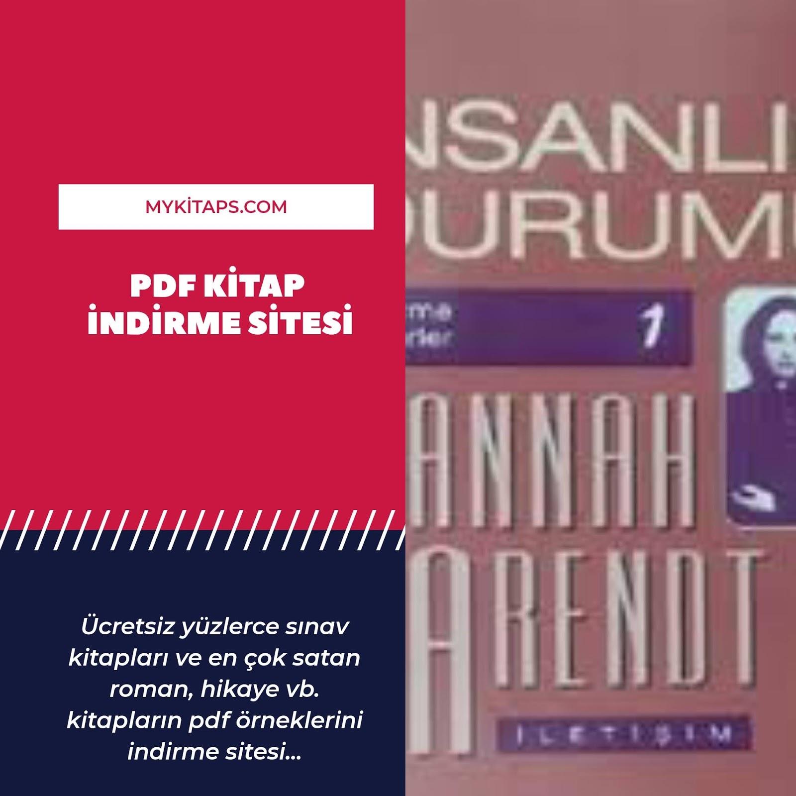 Hannah Arendt - İnsanlık Durumu.pdf