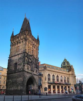 Torre de la Pólvora (Prašná brána) de Praga