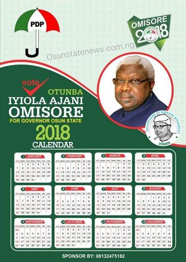 Senator Iyiola Omisore as 2018 Governor