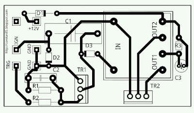 Bikin Sendiri CDI DC Untuk Motor