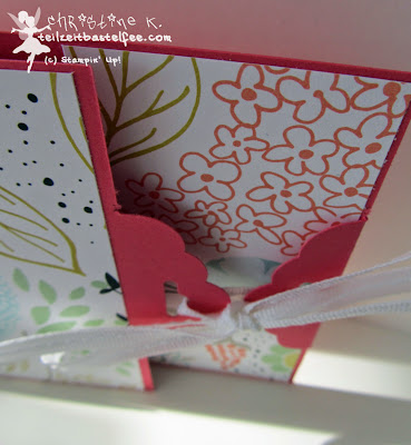 stampin up, card, easter, ostern, scallop tag topper punch, stanze gewellter anhänger, süße sorbets