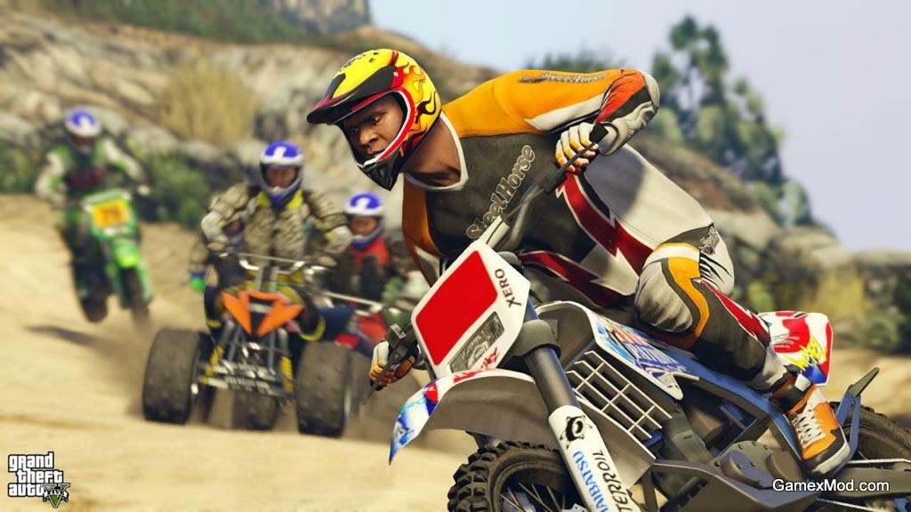 Grand Theft Auto 5 Pc Blackbox Repack Skidrow Reloaded - Game Screenshot