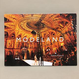 Modeland  by Simon Procter Book