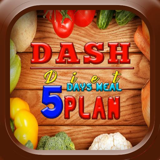 Dash Diet 5 Days Meal Plan
