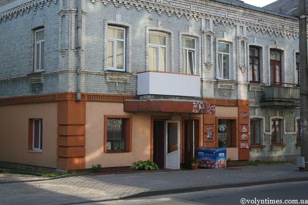 Будинок поч.20 ст. Вул. Б.Хмельницького