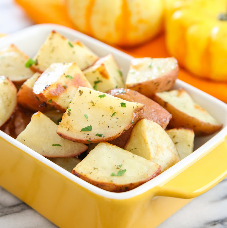 Parmesan Ranch Roasted Potatoes