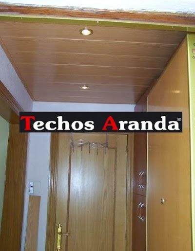 El mejor precio de techos baños Madrid