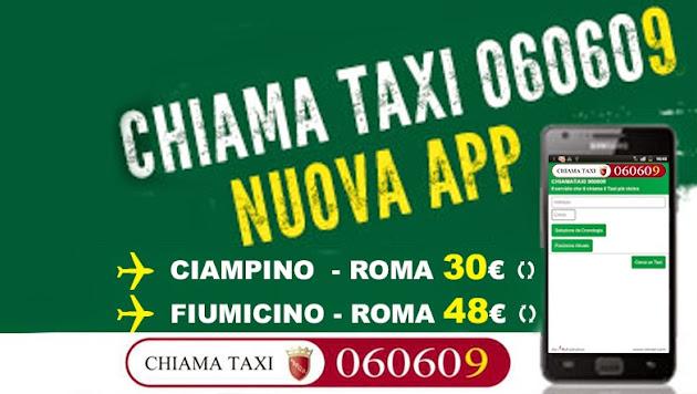 chiama taxi 060609 romacapitale