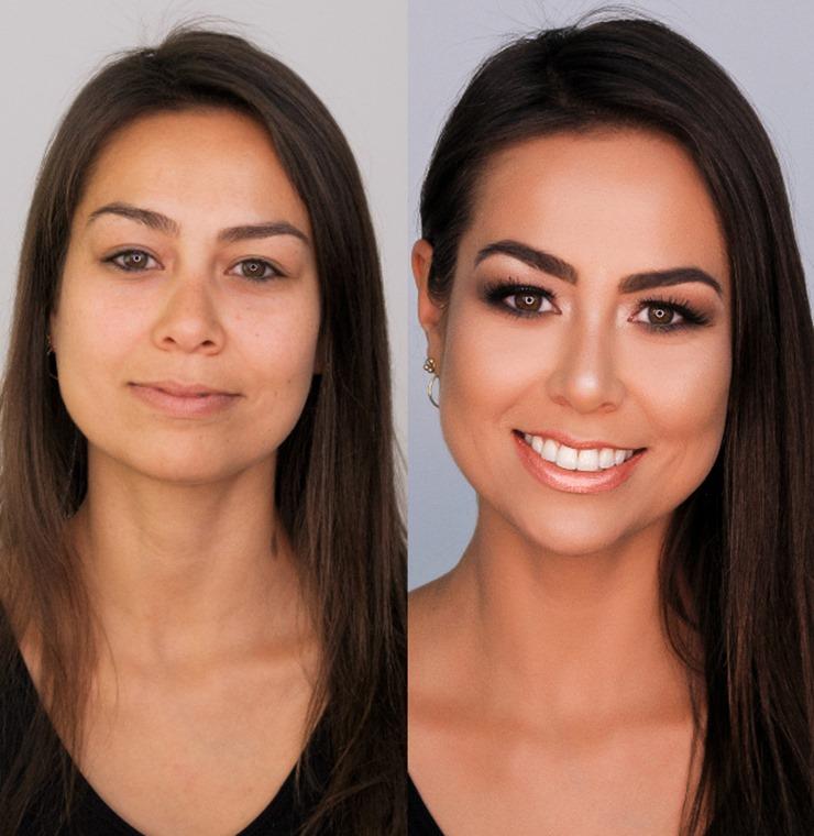 Maquiagem para ensaio de fotos (1)