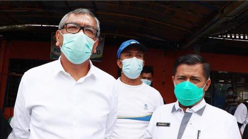 Kasus Covid-19 di Payakumbuh Mulai Melandai, Dokter Bek: Jangan Kendor, Tetap Jaga Prokes dan Tingkatkan Vaksinasi