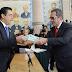 CLT entregó al Congreso del Estado su VI Informe de Gobierno