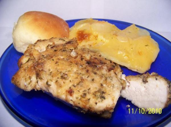Savory Herb Chicken Recipe