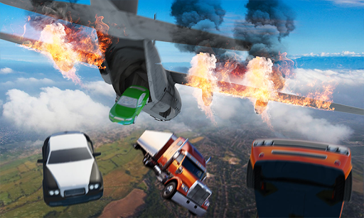 Cargo Plane Flight School: Car Transport Game 2018 1.1 screenshots 4
