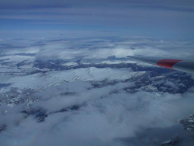 Erling og johannes var højt oppe i Norge