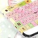 teclado de la historieta icon