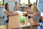 Zajęcia kulinarne kl. 3 gim. 17.06.2014