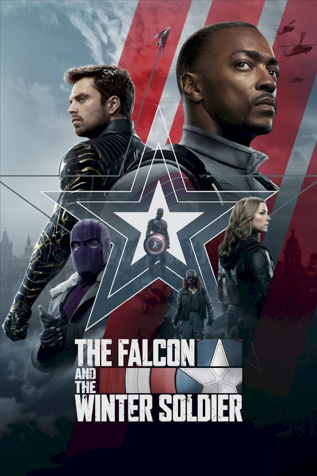 Falcon & The winter Soldier Season 1 (Episode 1).