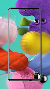 Wallpapers For Galaxy A51 Wallpaper التطبيقات على Google Play
