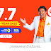Shopee: Great Deals plus a Chance to Win up to Php1M this Shopee 7.7 Mid-Year Sale!!